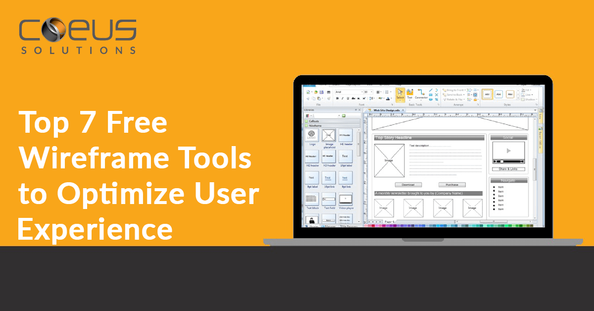 Top 7 Free Wireframe Tools to Optimize User Experience