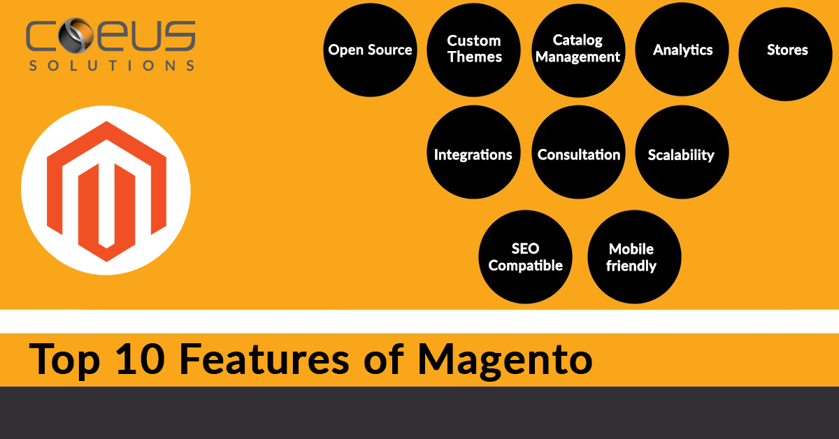 Top 10 Features of Magento